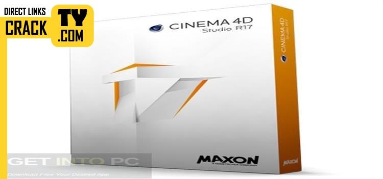 Cinema 4D AIO R17 DVD ISO Crack